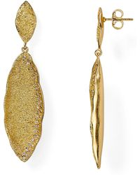 Melinda Maria - Mademoiselle Pod Earrings - Lyst