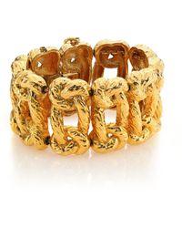House of Lavande | 1950s Vintage Joseph Mazer Link Bracelet | Lyst