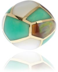 Ippolita - Gold Rock Candy Dome Mosaic Ring - Lyst