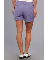 oakley stanley shorts x9ow  Oakley  Back Nine Seersucker Short  Lyst