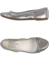 Pedro Garcia Ballet Flats - Lyst