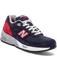 New Balance Made in Usa M991 - Lyst