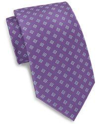 English Laundry - Square Silk Tie - Lyst