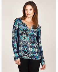 Nanette Lepore Secret Getaway Top - Lyst