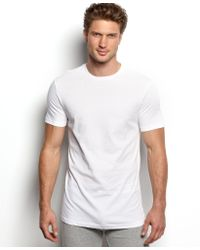 Tommy Hilfiger Classic Crew T-Shirts 4 Pack - Lyst