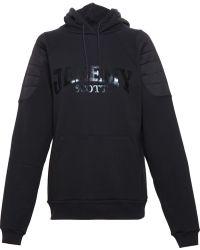 Jeremy Scott Airtex Hooded Sweatshirt - Lyst