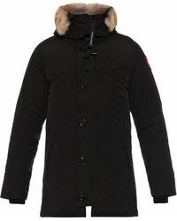 Canada Goose - Chateau Fur-trimmed Down Parka - Lyst