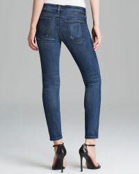 Current/Elliott Jeans - Townie Stiletto - Lyst
