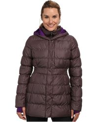 The North Face Gray Emma Jacket - Lyst