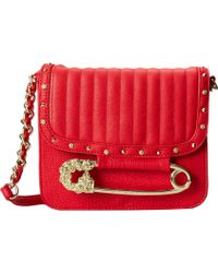 Betsey Johnson Pretty in Punk Crossbody - Lyst