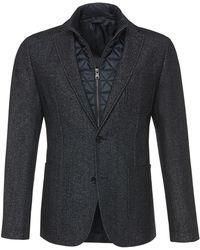 BOSS | 'menvin' | Regular Fit, Cotton-wool Blend Sport Coat | Lyst