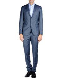 Carlo Pignatelli Suit - Grey