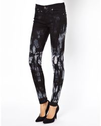 2nd Day - Sally Shades Skinny Jeans - Lyst