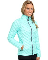 The North Face Thermoball Full Zip Jacket - Lyst