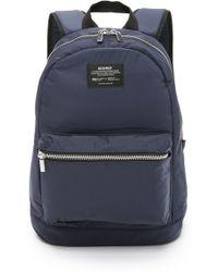 Ecoalf Dublin Backpack - Blue
