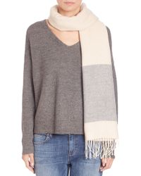 Eileen Fisher | Striped Scarf | Lyst