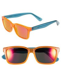 Converse - 55mm Retro Sunglasses - Lyst