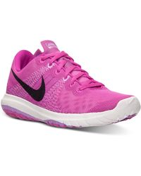 Nike Women'S Flex Fury Running Sneakers From Finish Line - Lyst
