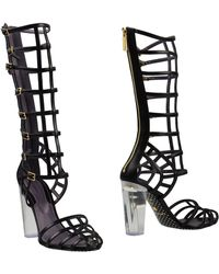 Emanuel Ungaro Ankle Boots - Lyst