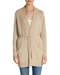 French Connection Autumn Walk Cardigan - Lyst