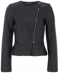 French connection Pixie Biker Jacket - Lyst