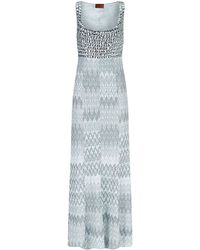 Missoni Embellished Lurex Gown - Lyst