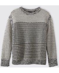 Rachel Comey Alpaca Knit Sweatshirt - Lyst
