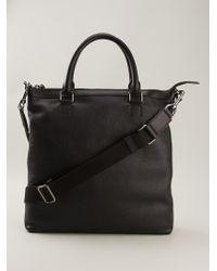 Dolce & Gabbana Medium Multi-zip Tote - Lyst
