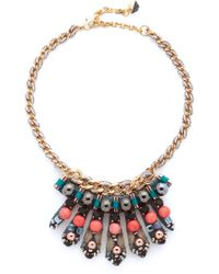 Nocturne - Dee Necklace - Lyst