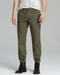 Vince Green Pants - Lyst