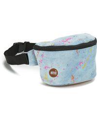 Mi-Pac - Splattered Bum Bag - Lyst