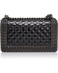 1986630000ce Madison Avenue Couture - Limited Edition Chanel Chained Medium Boy Bag -  Lyst