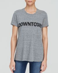 Elizabeth And James Tee- Bloomingdales Exclusive Downtown Bowery - Lyst