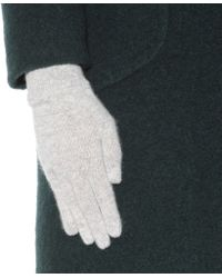 Jardin Des Orangers - Cashmere Gloves - Lyst