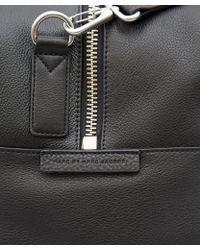 Marc By Marc Jacobs - Black Leather Weekender Bag - Lyst