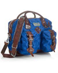 Ralph Lauren - Polo Nylon Messenger Bag - Lyst