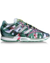 Mary Katrantzou Green Low-tops  Trainers - Lyst