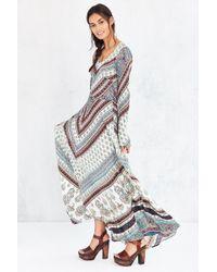 Raga Caravan Maxi Dress - Multicolour