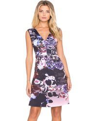 Clover Canyon - Poetic Petals Dress - Lyst