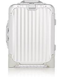 Rimowa Topas 18 Mini-suitcase - Metallic