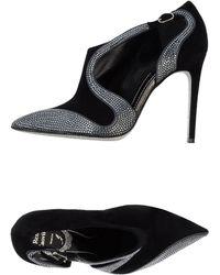 Rene Caovilla Shoe Boots - Lyst