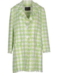 Fontana Couture Full-Length Jacket - Lyst