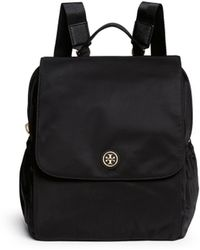 Tory Burch | Travel Nylon Baby Backpack | Lyst