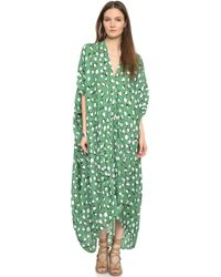 Rodebjer - Agave Nut Caftan Dress - Nut Birch - Lyst