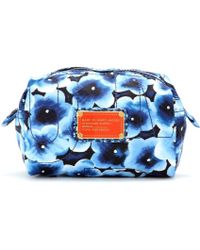 Marc By Marc Jacobs Printed Cosmetic Pouch - Lyst