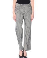Get Lost - Denim Trousers - Lyst