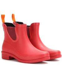 Swims - Dora Rubber Ankle Boots - Lyst
