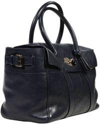 Mulberry Handbag Bayswater Buckle Coloured Veg Tanned - Lyst