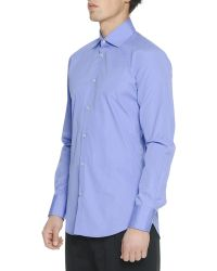 DSquared2 Stretch Poplin Longsleeve Shirt - Lyst