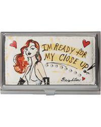 Brighton - Fashionista My Close Up Card Case - Lyst